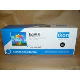 TONER Q6000A ( cartridge - Ikon) HP 1600 / 2600 / 2605 / CM1015 / CM1017   Black